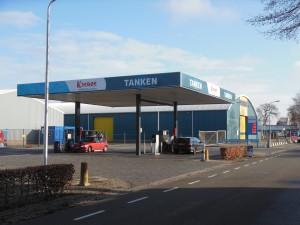 Tankstation Kreuze Dolderweg 10 Steenwijk