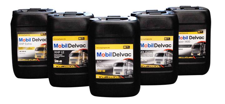 Mobil-Delvac