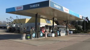 Tankstation Kreuze Steenakker 3 Steenwijk