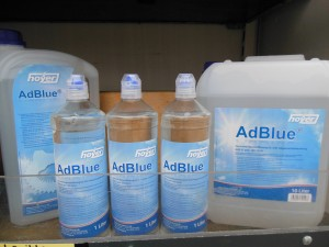 Adblue leverbaar in 1, 5, 10, 200 en 1000 liter verpakkingen