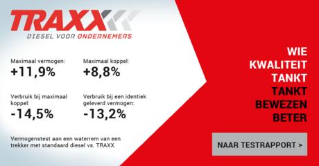 traxx diesel testresultaten